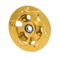 Cnc Pressure Plate Oil Bath Clutch Ducati Gold
