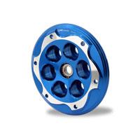 Cnc Racing Piattello Spingidisco Bmw Bicolor Blu