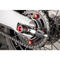 Lightech Tenditori Catena Honda Xadv ( ->17 ) Nero