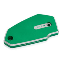Rizoma Front Brake Fluid Tank Cap Green