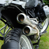 Unit Garage Marmitta Gp-style R1200gs Lc