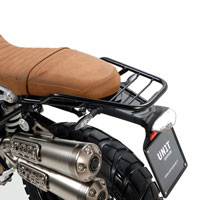 Unit Garage Rear Luggage Rack With Passenger Grip