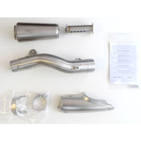 Unit Garage Gp-style Exhaust R1200r Lc