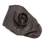 Unit Garage Seat Cover Brown