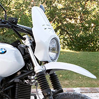Unit Garage Cupolino Fenouil White Bmw Nine-t Urban Gs