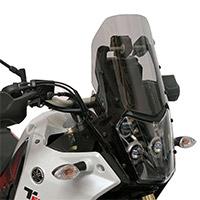Unit Garage 3210 Standard Windscreen Light Smoke