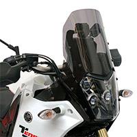 Unit Garage 3210 Standard Windscreen Dark Smoke
