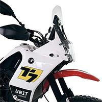 Unit Garage 3224 High Front Fender Red
