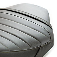 Unit Garage Leather Seat Cover Brown
