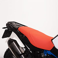 Unit Garage Seat Cover Rallye Orange