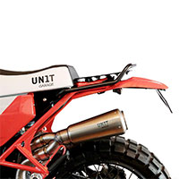 Parafango Posteriore Unit Garage Rninet Red