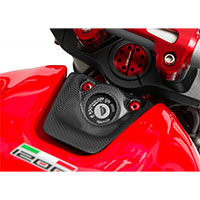 Cnc Cover Blocco Chiavi Ducati Monster 821 1200