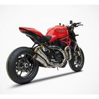 Zard 2>1>2 Titanium Racing Full Kit Ducati Monster 1200
