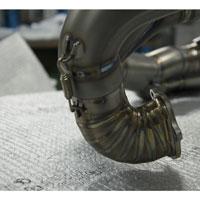 Zard Kit Completo 2>1>2 Full Titanio Racing Ducati Monster 1200 - 5