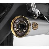 Zard Kit Completo 2>1 Zuma Titanio Ducati Scrambler