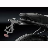Rizoma Parafango Posteriore Yamaha Xsr 700 Abs (2016) Nero