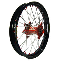 Kite Complete Rear Weel Elite 2.15x19 Red/green-kawasaki Kxf250 03/16 Kx03/08 - 3