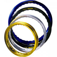Motocross Marketing Excel Rim 1,60 X 21 - 36 Holes Silver