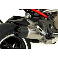 Arrow Terminal Jet-race - Ducati Monster 821 & 1200 2014 - 2