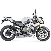 Akrapovic Slip-on Line Titanium Exhaust Bmw S 1000 R 2014