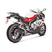 Akrapovic S-b10so8-cubt Slip-on Line Titanium Bmw S 1000 Rr 2018