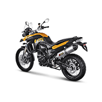 Akrapovic S-b8so2-hblt Bmw F650gs / F700gs / F800gs / F800gs Adventure