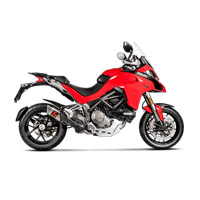 Akrapovic Optional Header (titanium) Ducati Multistrada 1260