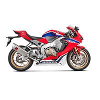 Akrapovic Racing Line Titanium Exhaust Cbr1000rr