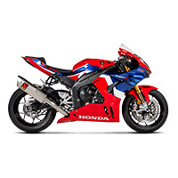 Escape Akrapovic Evolution Line CBR1000RR Fireblade