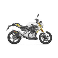Akrapovic S-b3r1-rc Carbonio Bmw G 310 R