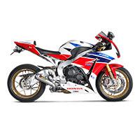 Akrapovic Megaphone Titanio Honda CBR1000RR