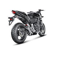 Akrapovic Megaphone Racing Titanio Hornet 600 - 3