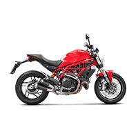 Akrapovic Slip On Titanio Ce Nero Ducati Monster 797
