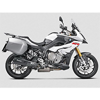 Akrapovic Muffler Ce Approved Slip On Line Titanium Black Bmw S1000xr