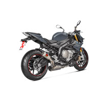 Akrapovic S-b10so9-cubt Linea Slip-on In Titanio Bmw S1000 R