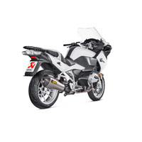 Akrapovic S-b12so18-hlgt Linea Slip-on In Titanio Bmw R 1200 Rt