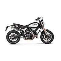 Akrapovic Slip On Titanio Ce Ducati Scrambler 1100