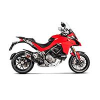 Akrapovic Slip On Titanio Ce Ducati Multistrada 1260