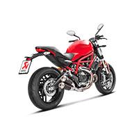 Akrapovic Slip On Racing Titanio Monster 797 - 3