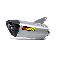 Akrapovic Slip On Titanio Racing Hypermotard