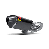 Akrapovic Slip On Carbonio CE Honda CB1000RR 2015