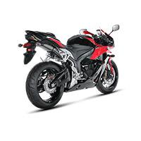 Akrapovic Slip On Titanio Ce Honda Cbr600rr 2012 - 3