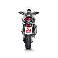 Akrapovic Slip On Ce Titanium Honda X Adv - 4