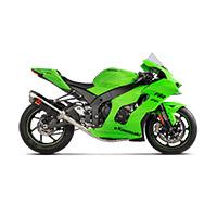 Scarico Akrapovic Racing Line Kawasaki Zx-10r 2021