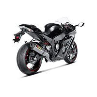 Akrapovic Slip On Titanio Racing Zx10r 2015