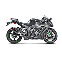 Akrapovic Slip On Carbon Approved Zx10r 2019