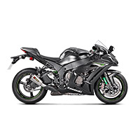Akrapovic Slip On Titanio Racing Zx10r 2019