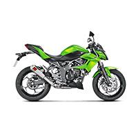 Akrapovic Slip On Racing Titanium Kawasaki Z125