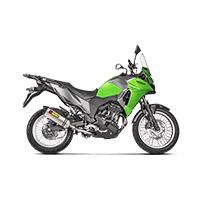 Akrapovic Slip On Titanium Ce Kawasaki Versys X300