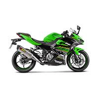 Akrapovic Slip On Titanium Ce Kawasaki Ninja 400
